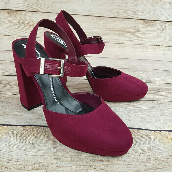 Circus by Sam Edelman Shoes - NEW Circus by Sam Edelman Closed Toe Heels 7.5